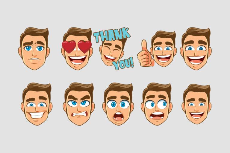 Digital Channel Emotes 1